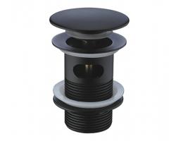Донный клапан Wasser Kraft Push-up A080 (Soft-touch)