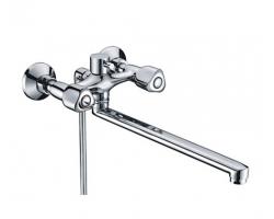 Смеситель для ванны с длинным изливом Wasser Kraft Amper 2902L